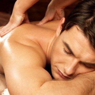 Sensual Naturist Massage