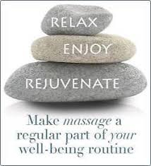 What should I do during a massage?
