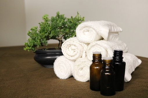 Oils in massage to use on sore muscles
