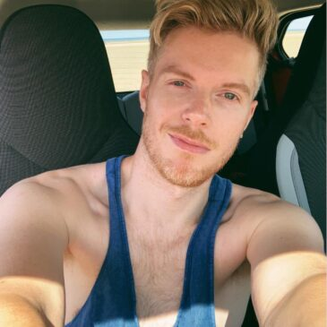 Ben will be joining Male Masseur in Manchester shortly….