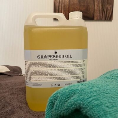 Grapeseed Oil Carrier Oil